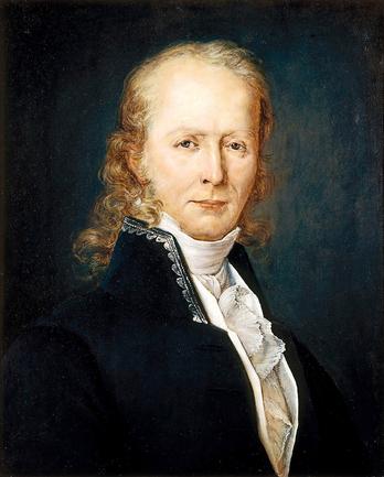 Portrait de Benjamin Constant