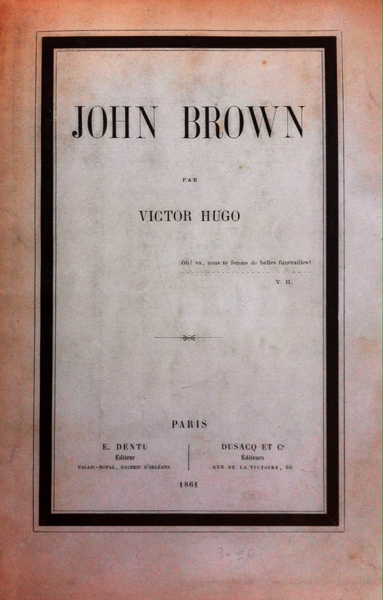 john brown© jmh titre