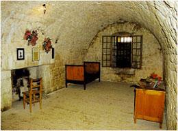 Cellule Toussaint Louverture - Château de Joux
