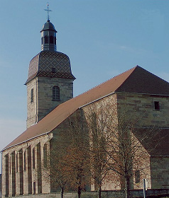 igreja de Champagney