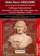 Colloque Internationnal Abbé Grégoire 2006