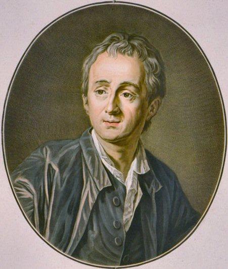Portrait de Denis Diderot