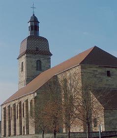 Eglise de Champagney
