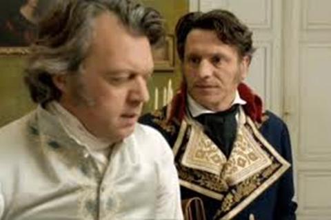 Le général Etienne Mayneaud de Lavaux dans le téléfilm Toussaint Louverture