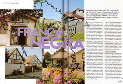 Revista Raça - Brésil