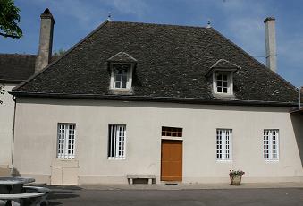 Maison paternelle à Chamblanc