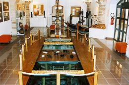 Reproduction d'un navire négrier - Champagney